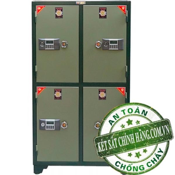 Tủ bảo mật 4 cánh khóa điện tử