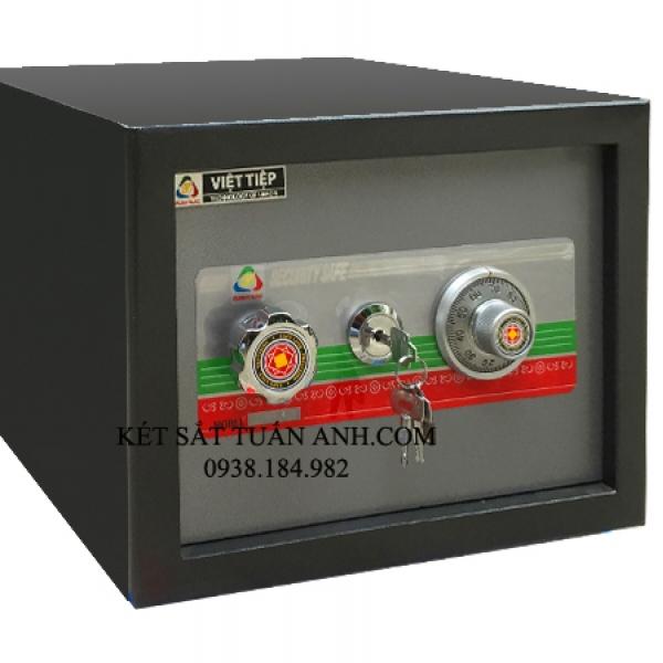 Két sắt mini việt tiệp KA30 chống cháy