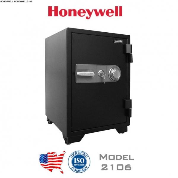 Két sắt honeywell 2106 nhập khẩu mỹ